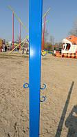 Стойка для бадминтона и волейбола на крючках уличная / пляж, фото 1