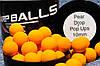 Бойлы Карпболлы Carpballs Pop Ups 10 mm Acid Pear Drop
