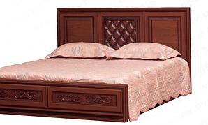 "Модульна система ""Ліворно"" Ліжко 1,6 (без ламелі та матраца)"
