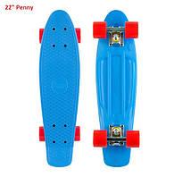 Скейтборд/скейт Penny Board Пенни борд 6 цветов, до 80кг