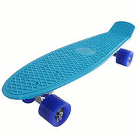 Скейтборд/скейт Penny Board Blue