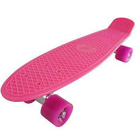 Скейтборд/скейт Penny Board Pink