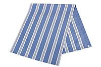 Дорожка сервировочная на стол из набора Голубые полоски.