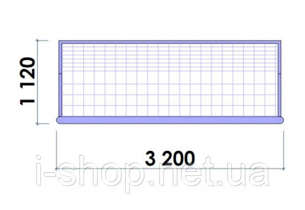 Ворота минифутбольные без сетки KIDIGO SO014, фото 2
