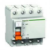 Дифференциальное реле Schneider Electric ВД63 4P 63А 30мА