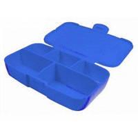 Контейнер для  таблеток Bushsteiner Pill Box 5 отделений синий