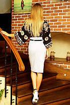 Платье №1813.1 размер 44. Цена розницы 540 гривен., фото 3