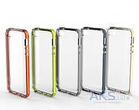 Чехол Rock TPU Tube Series Apple iPhone 5, Apple iPhone 5S, Apple iPhone SE Navy Blue
