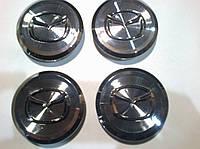 Колпачки в диски MAZDA диаметр 62 мм