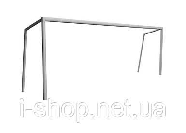 Ворота футбольные без сетки KIDIGO SO016 (7,5*1,6*2,5 м)