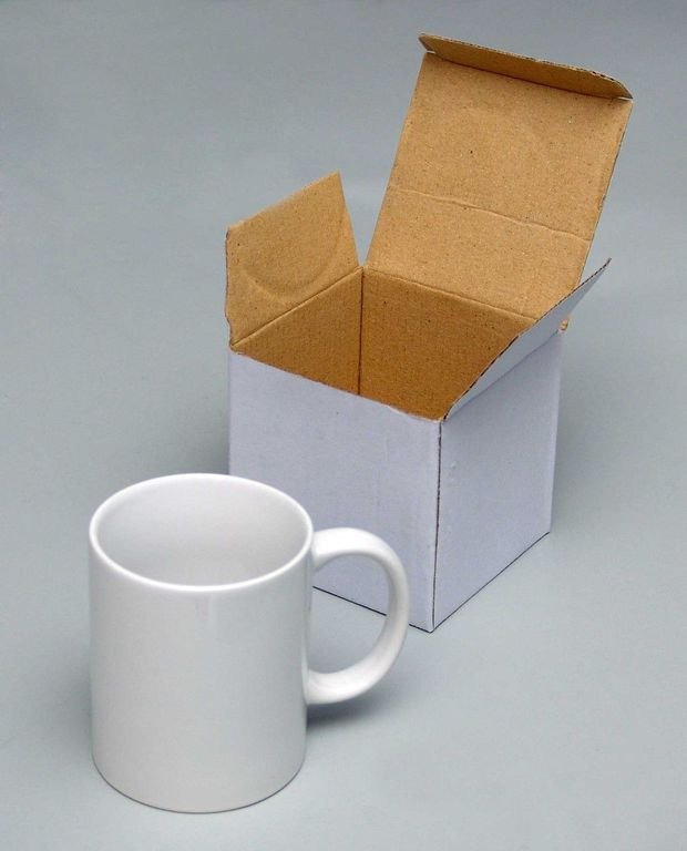 Чашка сублимационная PREMIUM в упаковке