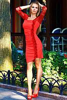 Платье №8920 размер 46. Цена розницы 380 гривен.