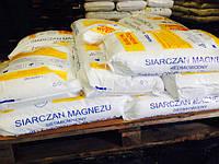 Сульфат Магнію 25кг Adob (МдО – 16%, SO3 – 32%) на нашому складі Країна виробник - Польща