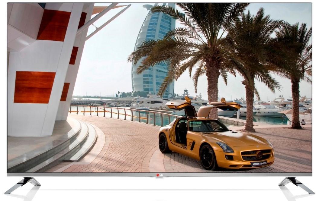 Телевизор LG 42LB670V (700Гц, Full HD, Smart, Wi-Fi, 3D, cабвуфер, пульт Magic Remote, DVB-T2/S2)