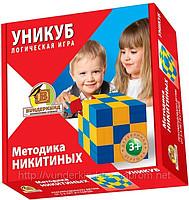 Кубики Никитина. Уникуб
