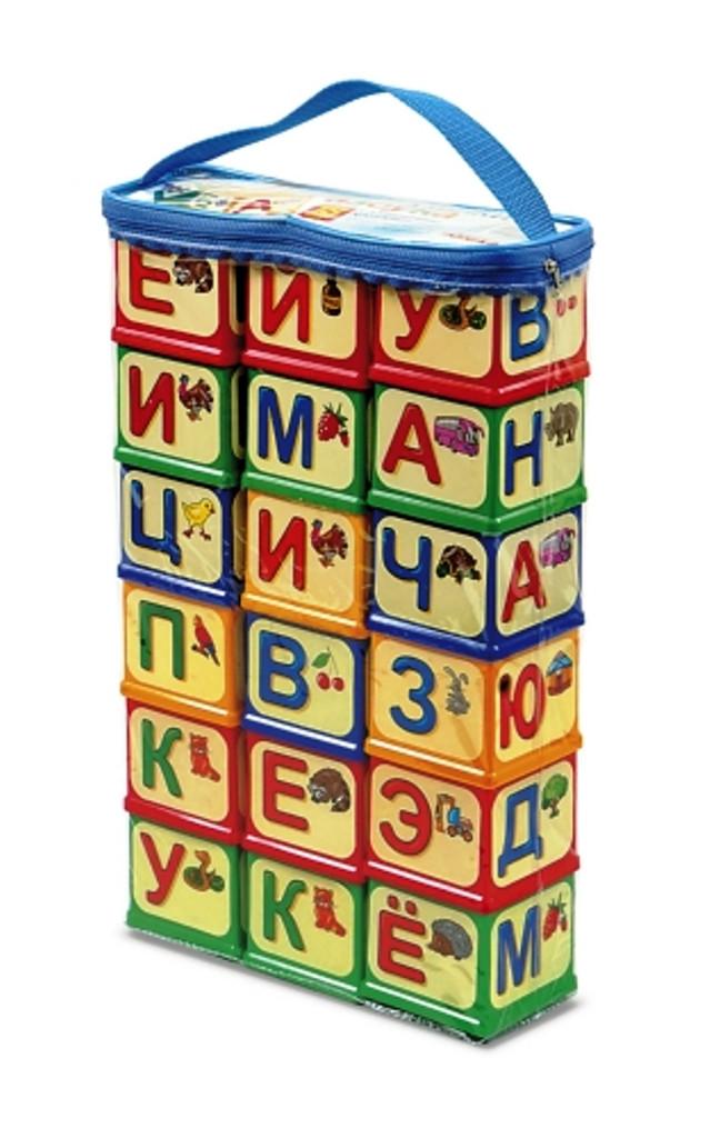 Кубики Азбука Юника