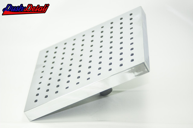 Лейка потолочная квадратная для душевой кабины 180 мм на 180 мм