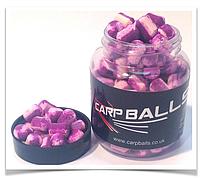 Бойлы Карпболлы Carpballs Wafters 10 mm  Garlic&Black Pepper