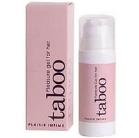 Стимулирующий гель для женщин Taboo plaisir intime  clitoris gel (1610032677)