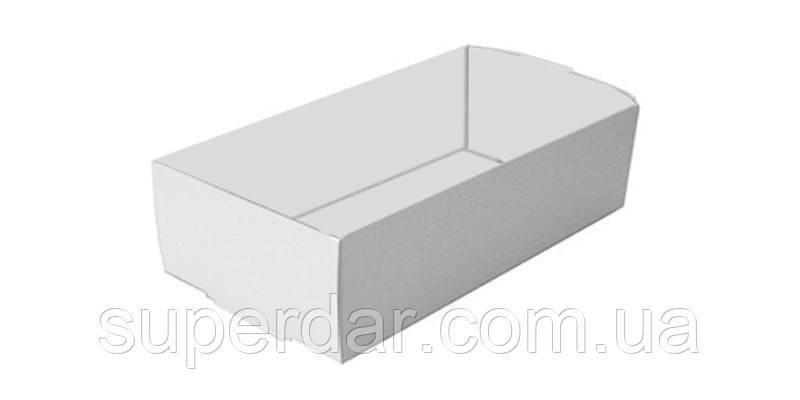 Упаковка для суши и других блюд, 110х200х55 мм