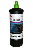 Полировальная абразивная Паста 3M 50417 Fast Cut PLUS (зеленый колпачок)