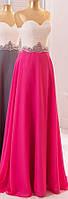 Вечернее платье (18) (цвет - розовое, 44-46)