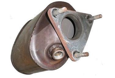 Каталізатор Chery Kimo S12,Чері Кімо S12-1205210