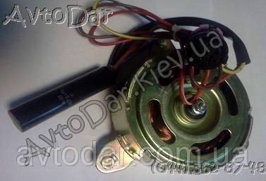 Моторчик радіатора LR (без крильчатки) Chery Kimo S12,Чері Кімо S21-1308011