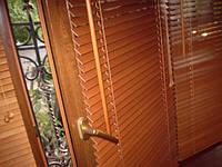Жалюзи деревянные и бамбуковые в Украине производство под заказ