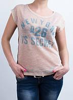 Футболка женская под  джинсы