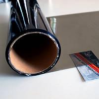 Защитная серая тонировка на фары (40 см ширина), фото 1