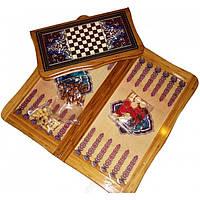 Игровой набор 2 в 1 Нарды и Шахматы B4825