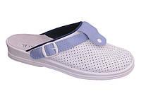 Обувь для медиков из натуральной кожи, фото 1
