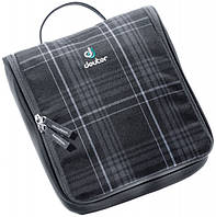 Несессер Deuter Wash Center II black/check (39460 7005)