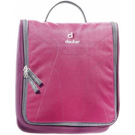 Несессер Deuter Wash Center II magenta/blackberry (39460 5505)