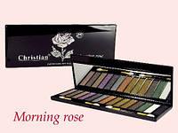 «Morning rose» Тени для век, Christian, n-2048