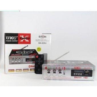 Усилитель звука UKC SN - 905U + Bluetooth 300W +FM +SD +USB +MP3