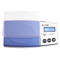 Ювелирные весы A01, до 500 гр, точность до 0.01 гр