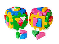 Игрушка куб Умный малыш Логика-комби 2476 ТехноК