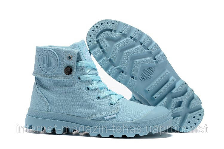 "Кеды Palladium Baggy Light Blue 1 женские   - Интернет-магазин ""Steptandem"" в Киеве"