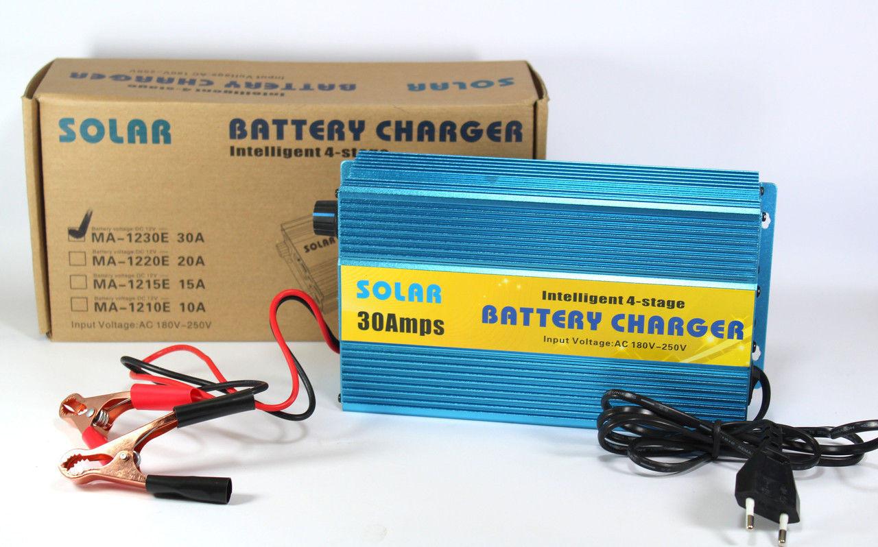 Зарядное устройство для аккумулятора Battery Charder 30A MA-1230A UKC