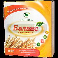 Хлебцы Эко-баланс Шоколадный — Грин-Виза, Украина