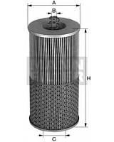 Фильтр масляный Mann H 1275 x