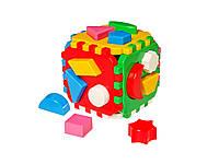 Игрушка куб Умный малыш 0458 ТехноК