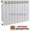 Биметаллический радиатор Арматура Беларусь 500
