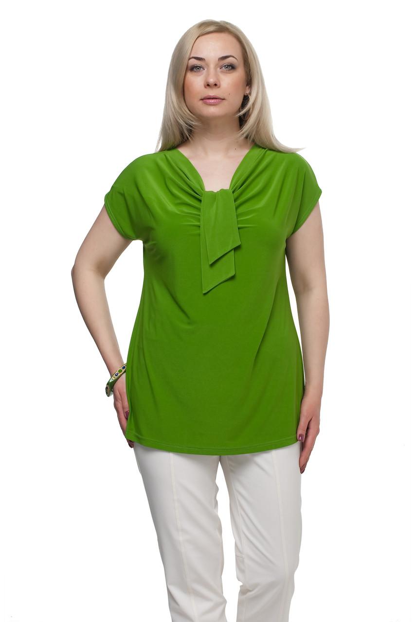 Купить блузку женскую большого размера