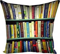 Подушка Библиотека