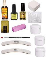 Стартовый набор для наращивания ногтей KDS без лампы №1