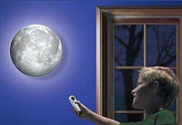 Светильник - ночник Луна на стену