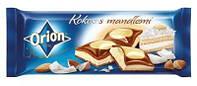 "Шоколад ""Orion"" (кокос-миндаль)"